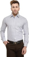 Vicbono Formal Shirts (Men's) - Pure By Vicbono Men's Checkered Formal Multicolor Shirt