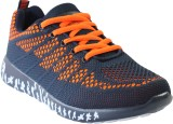 Spunk Running Shoes (Orange)