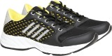 Sports 11 Running Shoes (Black, Yellow)