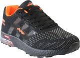 Spunk Running Shoes (Black)