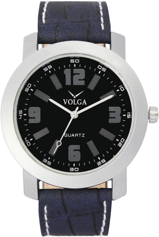 VOLGA latest Fancy Designer Swapping VOLGA0030 Sweep Second Analo