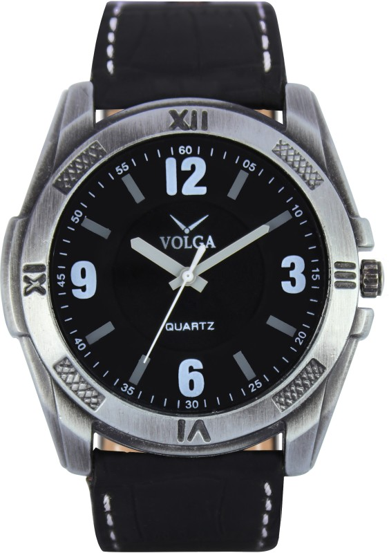 VOLGA Designer Trendy Swapping VOLGA0034 Sweep Second Analog Watc