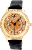 Style Feathers Stylist Glass Dial Analog...