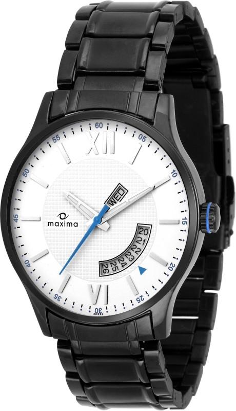 Maxima 41970CMGB Analog Watch For Men