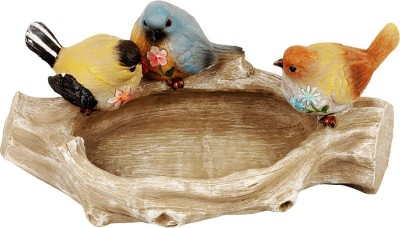 Wonderland Common Bird Feeder(Multicolor)
