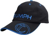 Triumph Solid Polo Cotton Cap