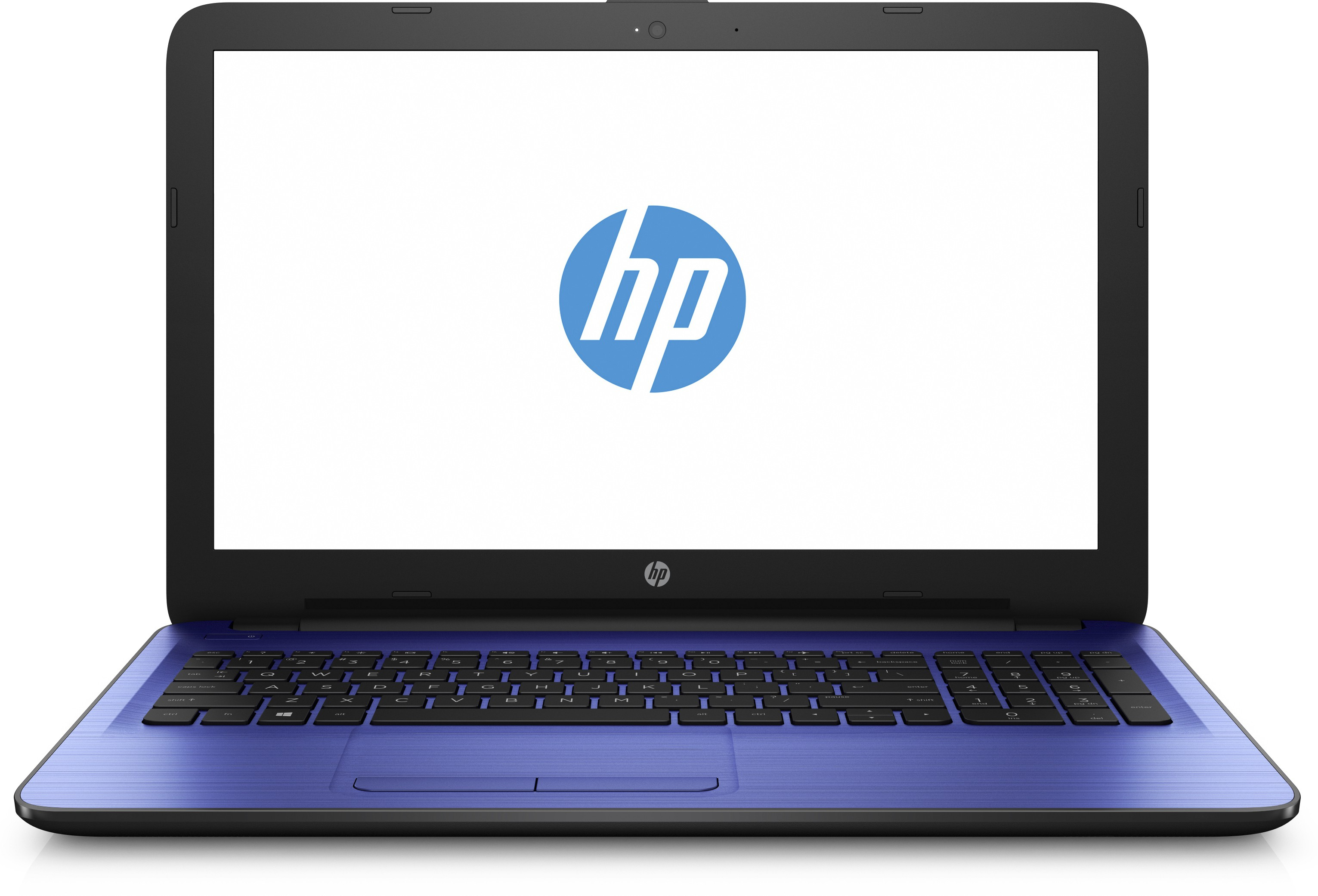 View HP Core i3 6th Gen - (4 GB/1 TB HDD/DOS) 15-be017TU Notebook(15.6 inch, Blue) Laptop