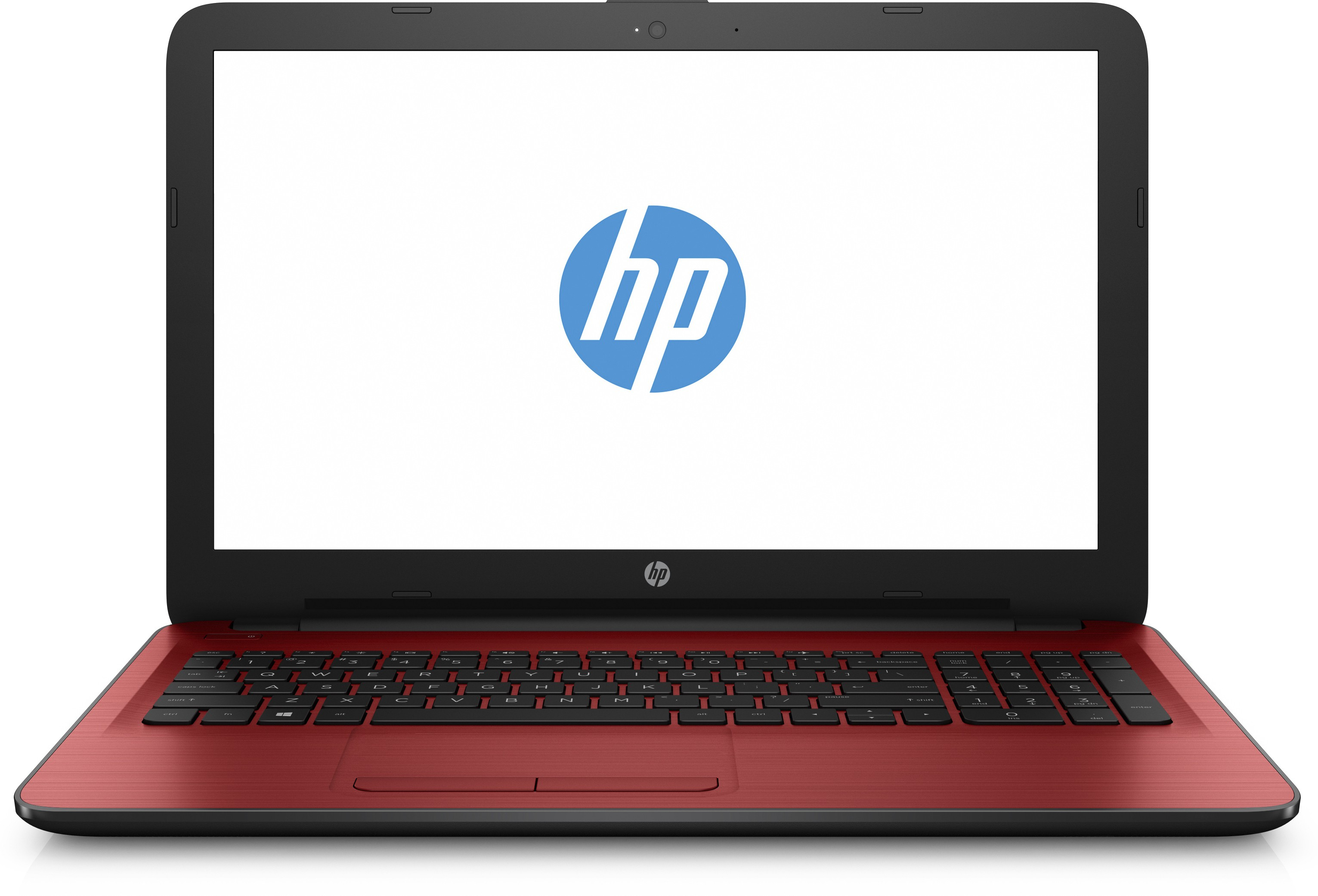 View HP Core i3 6th Gen - (4 GB/1 TB HDD/DOS) 15-be018TU Notebook(15.6 inch, Red) Laptop
