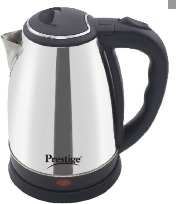 Prestige PKOSS 1.5Ltr Electric Kettle(1.5 L, Silver)