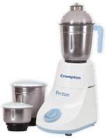 Crompton DS53 500 W Mixer Grinder(White, 3 Jars)