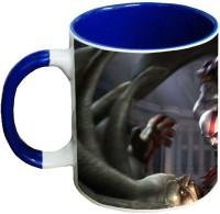 Muggies Magic God of War 2 Design B300 Ceramic Mug