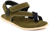 Magnum Men 09,Green Sandals