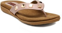 Flat n Heels Women Pink Flats