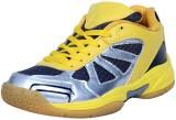 Hindon HS-92 Badminton Shoes (Yellow)