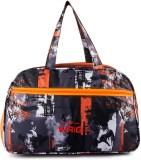 WRIG Hidesign Travel Duffel Bag (Orange,...
