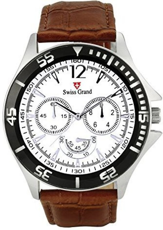 Swiss Grand N SG 1150 Grand Analog Watch For Men
