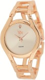 LR Rose Gold Ladies Bracelet Watch Analo...