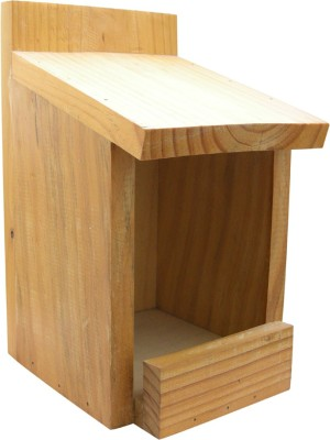 birdhousebuilder NB009 Bird House(Wall Mounting, Tree Mounting, Free Standing)