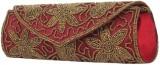 Genpurs Wedding Red  Clutch