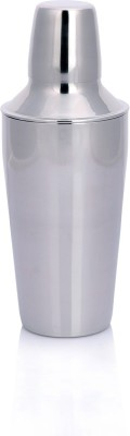 Sharda Corporation 290 ml Stainless Steel Cocktail Shaker(Steel)