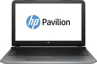 HP Pavillion Core i5 6th Gen - (8 GB 1 TB HDD Windows 10 Home 4 GB Graphics) TOZ72PA ab521tx Notebook(15.6 inch SIlver 2.09 kg)