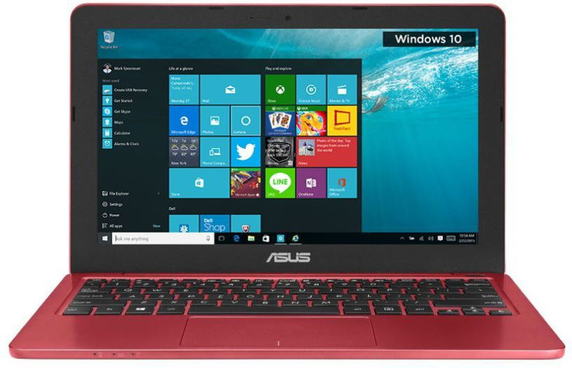 Asus R-SERIES Core i5 7th Gen - (4 GB/1 TB HDD/DOS/2 GB Graphics) R558UQ-DM542D Laptop(15.6 inch, Red) image