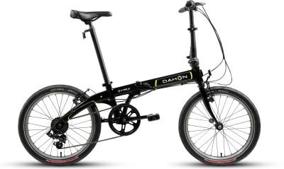 Dahon Vybe D7 1FPF18U0589000A Hybrid Cycle(Black)