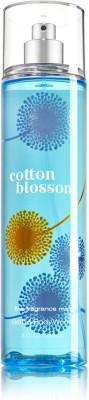 Bath & Body Works Cotton Blossom Body Mist  -  For Women(236 ml) at flipkart