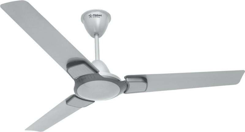 Flipkart SmartBuy Exotica Ceiling Fan(Silver)