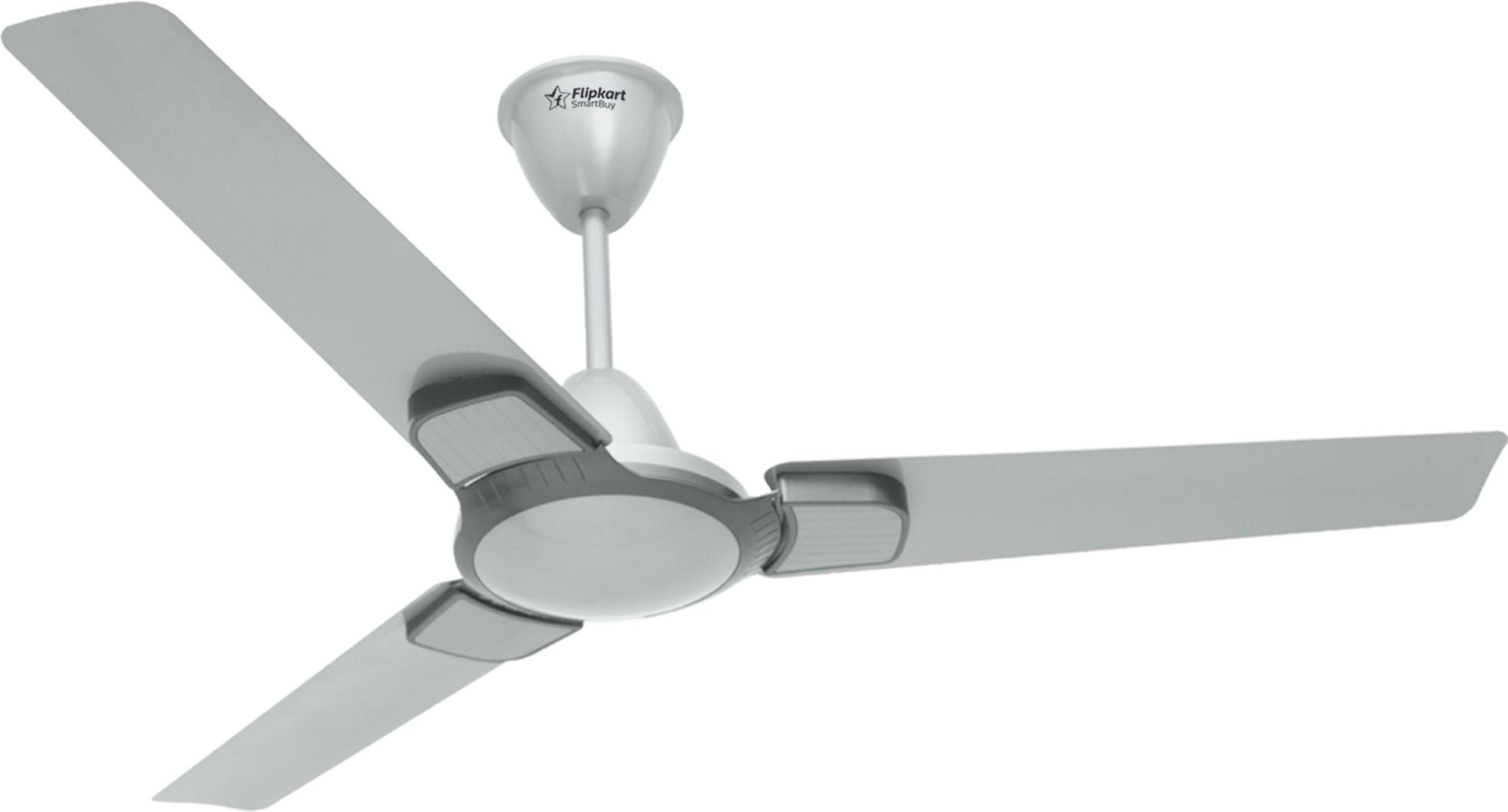 Flipkart Smart Exotica Ceiling Fan Silver
