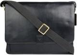 Hidesign Messenger Bag (Black)