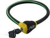 Alfa Locks Iron Cable Lock For Helmet
