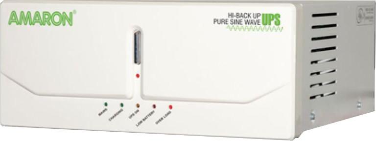 View Amaron 675VA Pure Sine Wave Pure Sine Wave Inverter Home Appliances Price Online(Amaron)