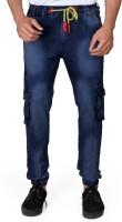 Villain Jeans (Men's) - VILLAIN Skinny Men's Blue Jeans