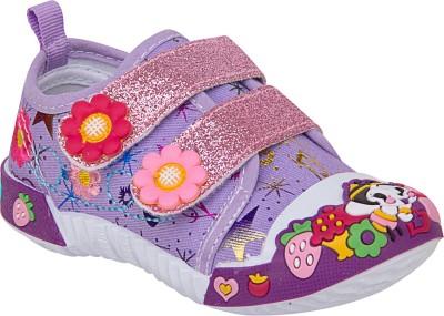 77 seventy seven Boys & Girls Velcro Walking Shoes(Multicolor)