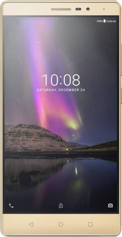 View Lenovo Phab 2 Plus (Champagne Gold, 32 GB)(3 GB RAM) Mobile Price Online(Lenovo)