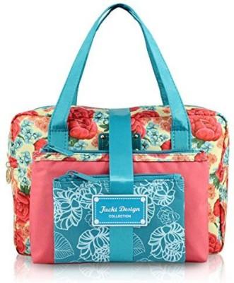 Jacki Design Miss Cherie 3 Piece Cosmetic Bag Gift Set (Blue) Cosmetic Bag(Blue)