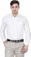 Human Steps Formal Shirts (Men's) - Human Steps Men's Solid Formal Beige Shirt