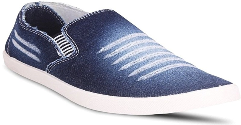 Clymb Loafers(Blue)