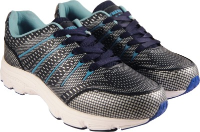 Action Synergy Mens SRH0090 Silver/Sky Phylon Sole Sports Running Shoes(Silver)