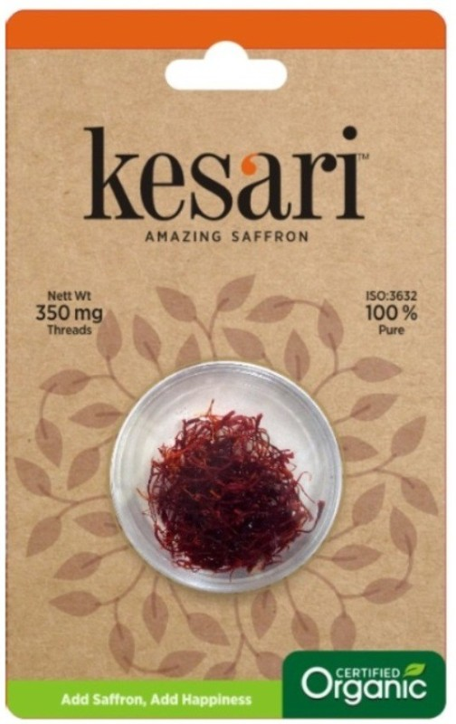 Kesari Saffron Whole(0.35 g)