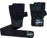 DeNovo Neo Gym & Fitness Gloves (L, Blac...