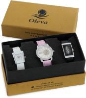 Oleva Watches - Oleva OSC-220 Analog Watch  - For Women