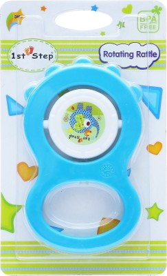 1st Step Rotating Rattle Rattle(Blue)