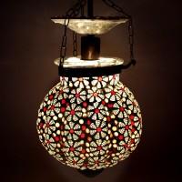 EarthenMetal Pendants Ceiling Lamp