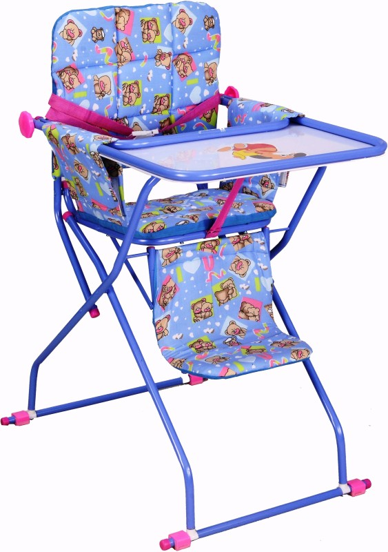 Mothertouch High Chair(Light Blue)