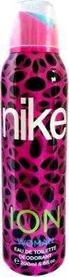 Nike Ion Deodorant Spray - For Girls, Women(200 ml)