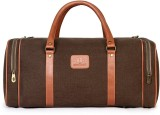 The Clownfish Cotton Canvas Duffle Trave...