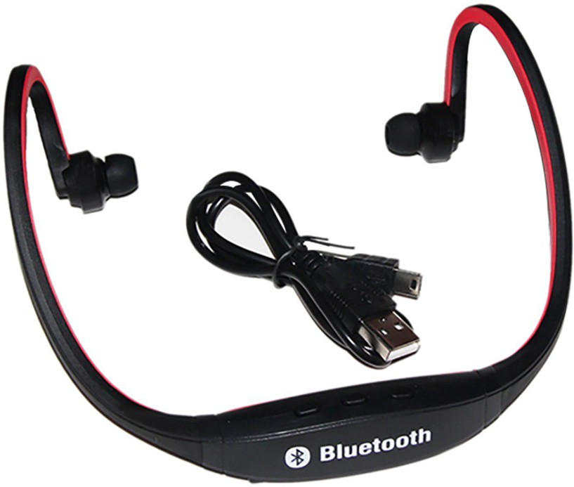 Gogle Sourcing 2003 Bs19c Wireless Bluetooth Gaming Headset With Mic(Multicolor)