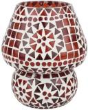 Giftwalas 16 cm Lamp Base (Ceramic)